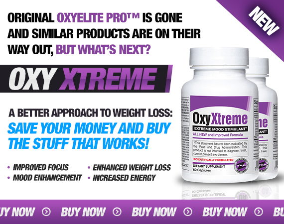 Oxy Amp Extreme - Center